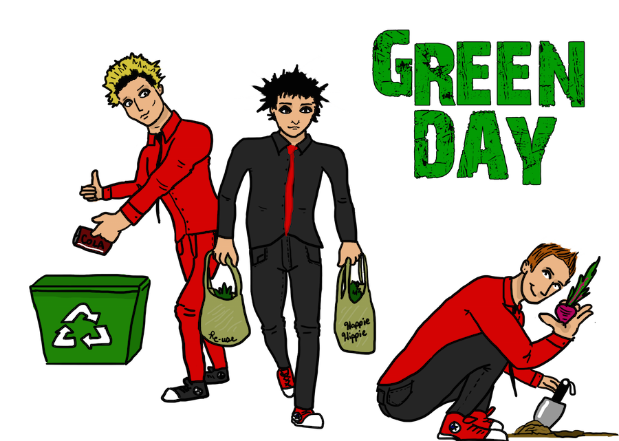 Going Green Day