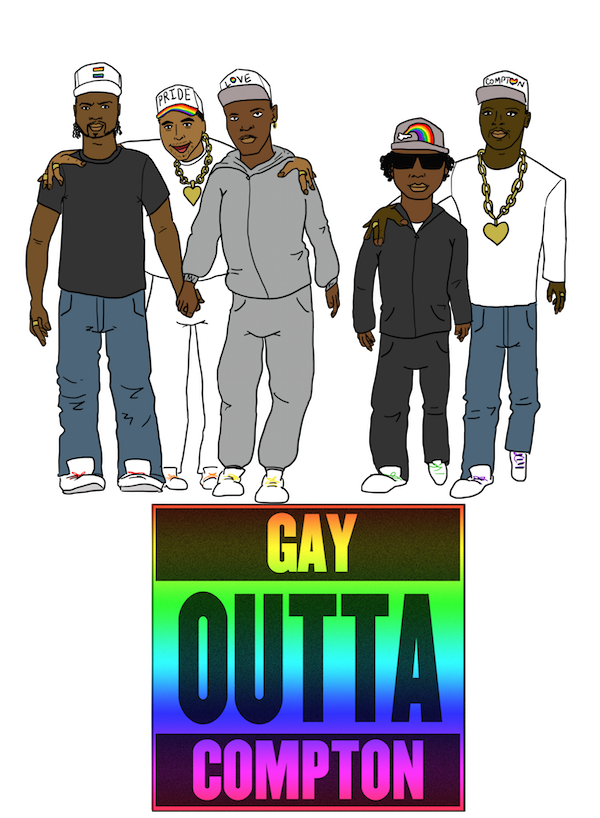Gay Outta Compton