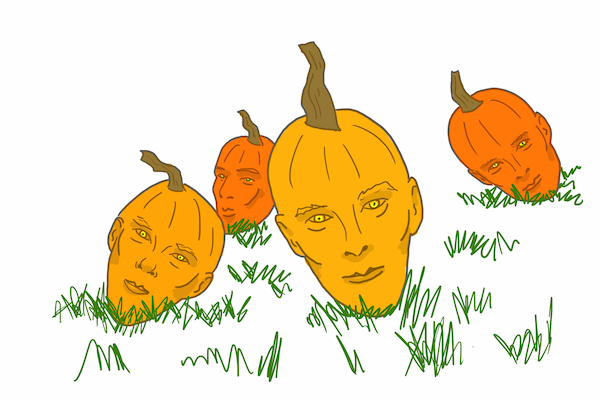 Benedict Pumpkinpatch