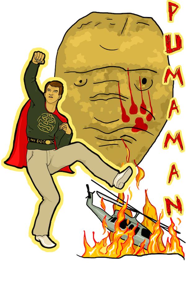 Pumaman